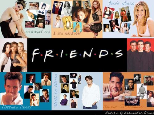 Friends wallpaper called friends