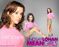 gretchen - mean-girls wallpaper