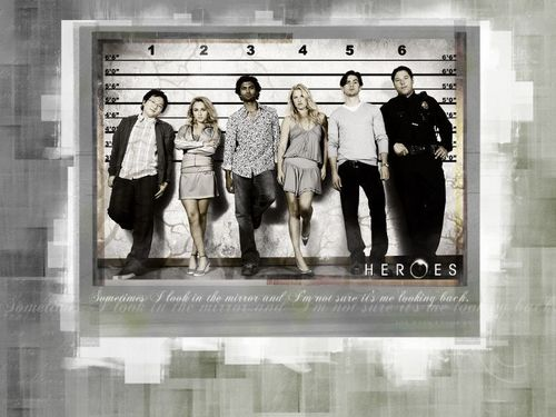 Heroes wallpaper possibly containing a business suit and a well dressed person called heroes