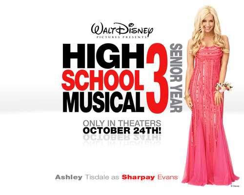 High School Musical 3 wallpaper containing a dinner dress called hsm 3