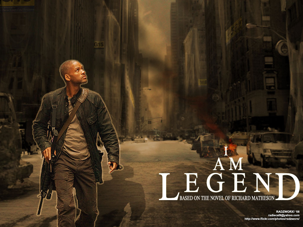 I Am Legend Movie 2007  Reviews Cast amp Release Date in