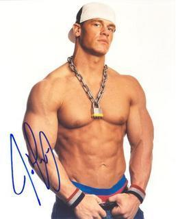 WWE wallpaper with a six pack and a hunk entitled john cena