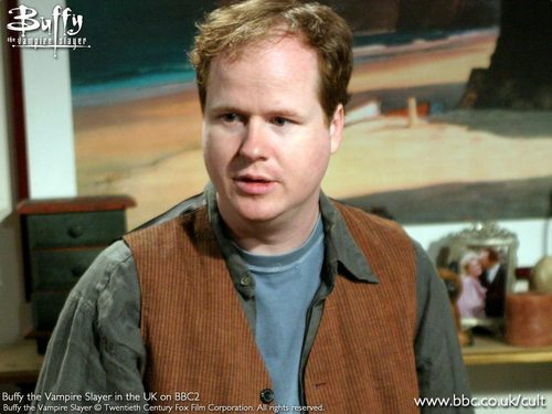 Joss Whedon wallpaper possibly with a portrait titled joss