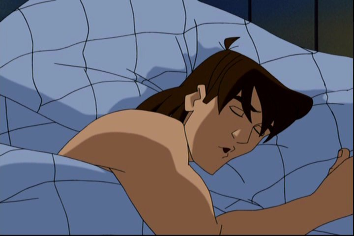 lance sleeping x men evolution 2214189 720 480 SuperMegaPost X men Evolucion (Personajes)