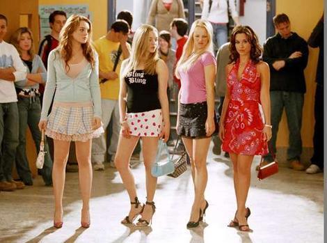 Mean Girls wallpaper titled mean girls