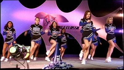 oth cheerleaders