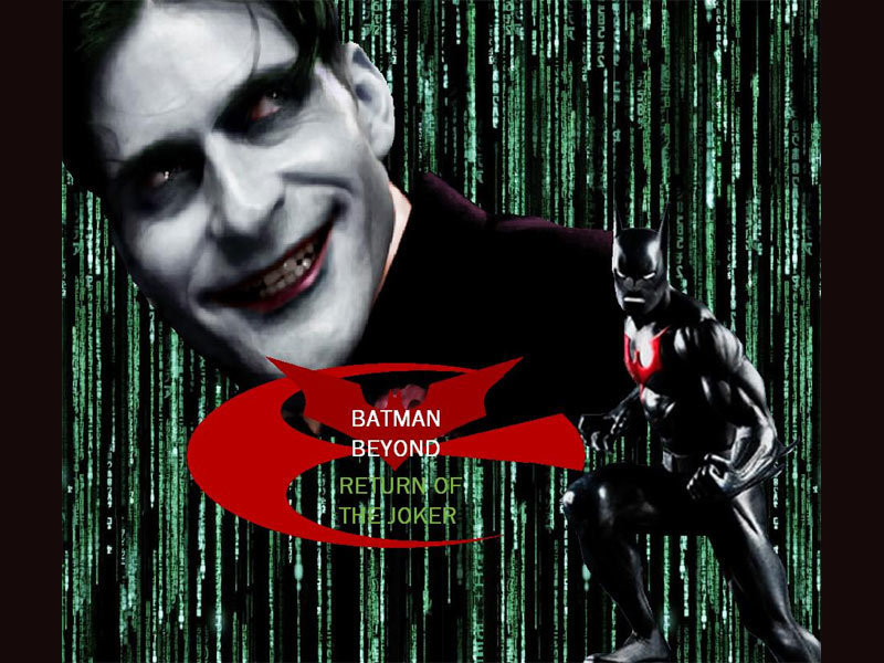 Batman Beyond Images Return Of The Joker Realistic Hd Fond Décran