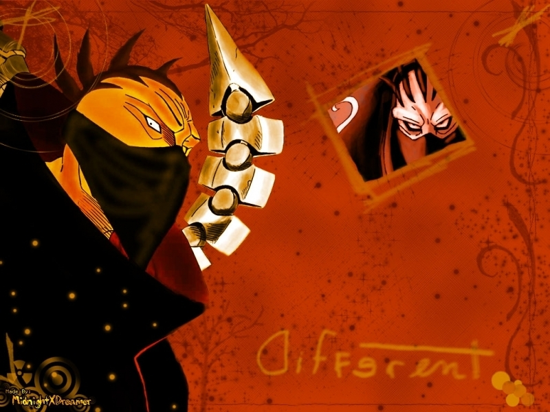 Naruto: Sasori - Images Gallery