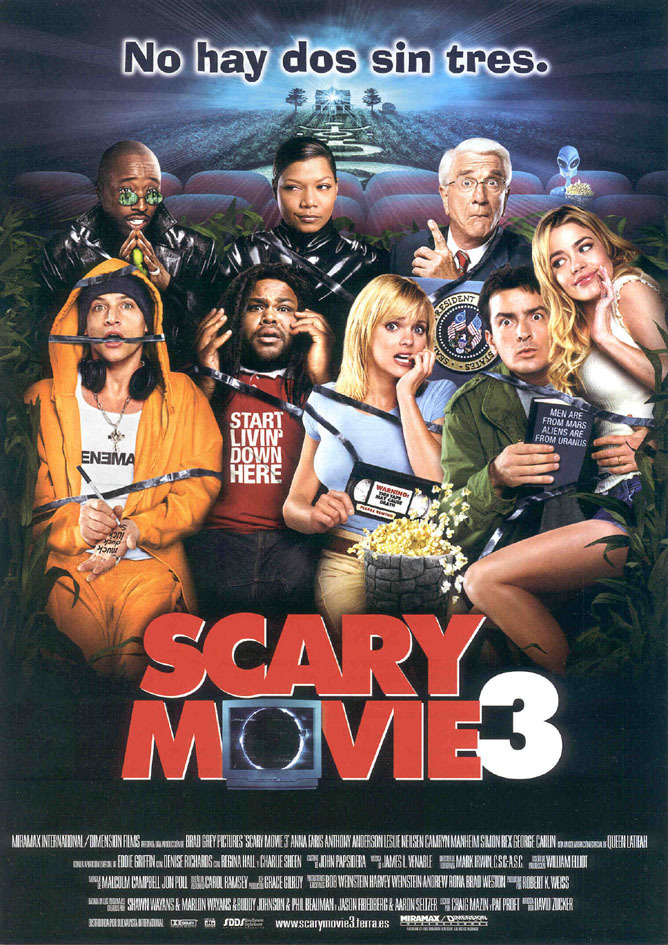 Movies scary movie 3