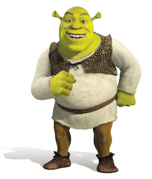 Film wallpaper titled Shrek the fourth foto