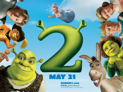 shrek the secound