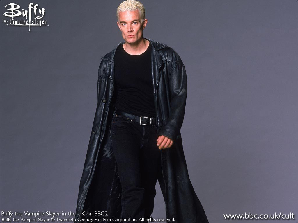 spike promo wallpapers buffy the vampire slayer