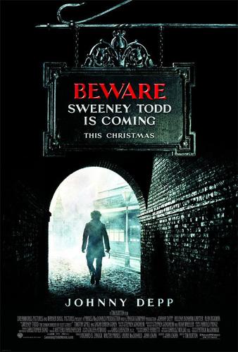 Sweeney Todd, el barbero diabólico de la calle Fleet