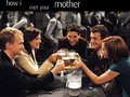 how-i-met-your-mother - the group wallpaper
