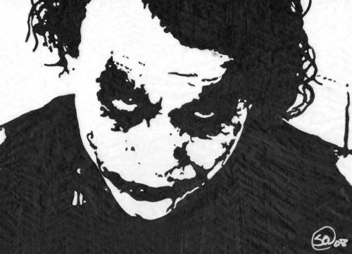Batman wallpaper entitled the joker