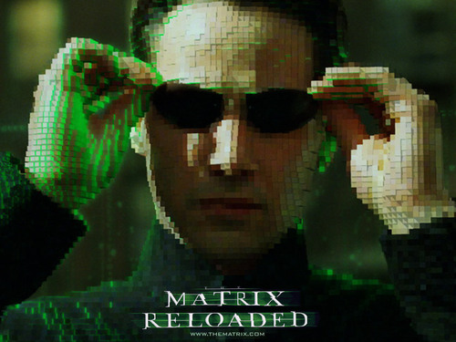cine fondo de pantalla titled the matrix