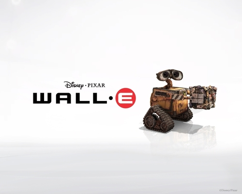 film wallpaper titled wall-e