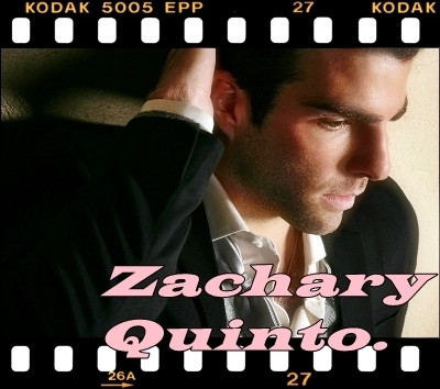 zac quinto - zachary-quinto Fan Art