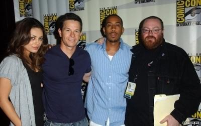 2008 Comic-Con Convention - dia 1