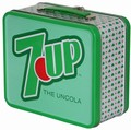7 Up Lunch Box