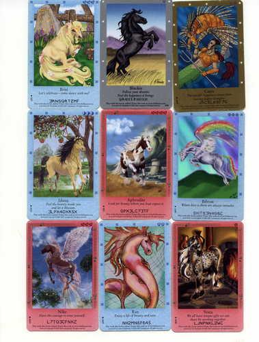 A few of my Bella Sara cards