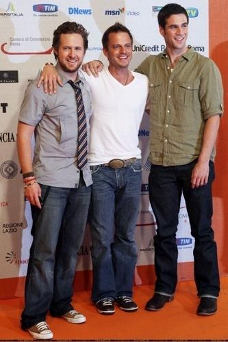 AJ, Carmine & Eddie
