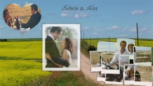 Alex and Stevie