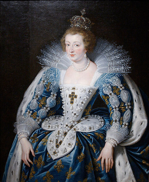 Anne of Austria, Wife of King Louis XIII of France