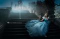 Annie Leibovitz shoots Disney