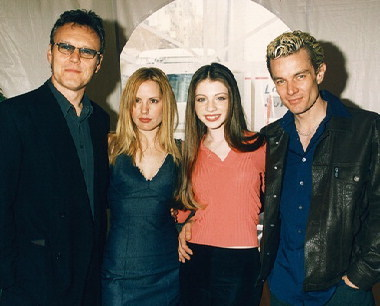 Anthony S.Head,E.Caulfield,M.Trachtenberg,J.Marsters