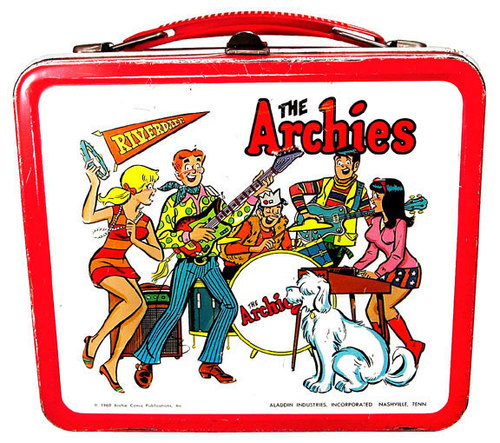 Archies Vintage 1969 Lunch Box