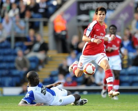 Arsenal vs. Blackburn,September 13,2008