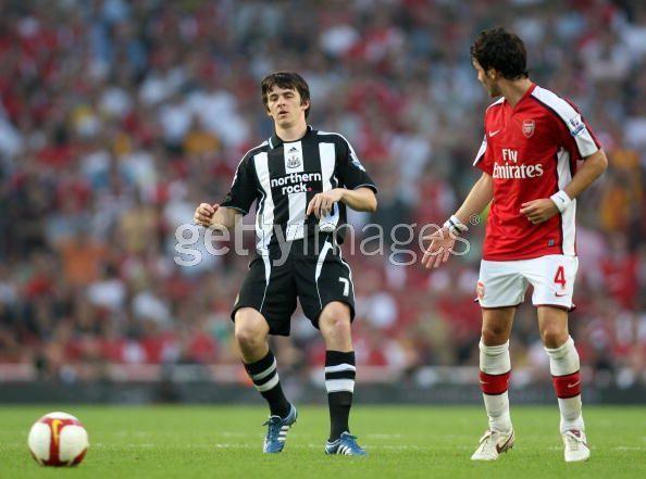 Arsenal vs. Newcastle United, Aug 31 2008
