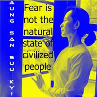 Aung San Su Kyi Quote شبیہ