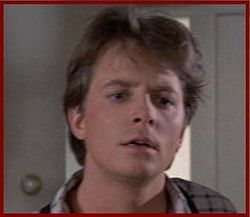 Back To The Future - michael-j-fox Photo