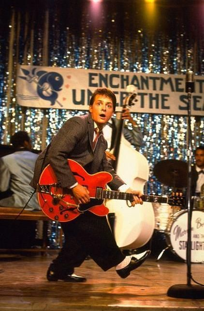 Michael j Fox Back to The Future Images j Fox Back to The Future