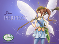 Disney Fairies Bess پیپر وال
