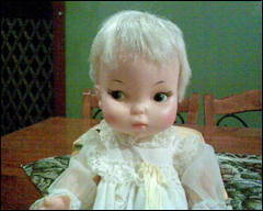 Bewitched Tabatha vintage doll