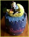 Bewitched cookie jar
