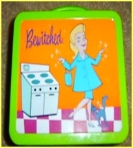 Lunch Boxes karatasi la kupamba ukuta titled Bewitched lunch box