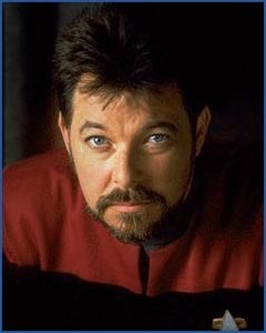 Beyond Belief: Fact or Fiction wallpaper probably with a sign and a portrait entitled Jonathan Frakes