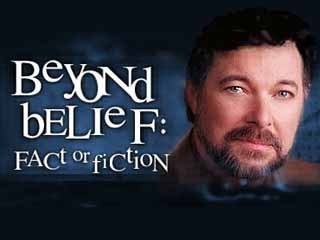 Beyond Belief: Fact or Fiction wallpaper possibly containing a portrait entitled Beyond Belief