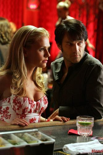 Bill and Sookie <33