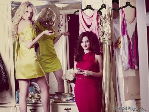 Blake & Leighton - Entertainment Weekly Photoshoot