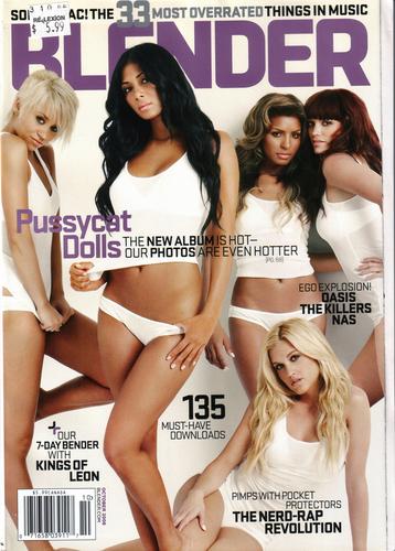 Blender Magazine October 2008 scans