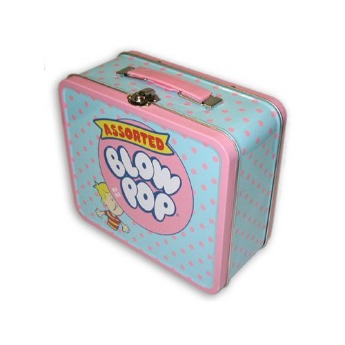 Blow Pop Lunch Box