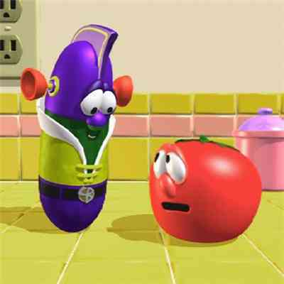 Veggietales larryboy group picture image by tag keywordpictures