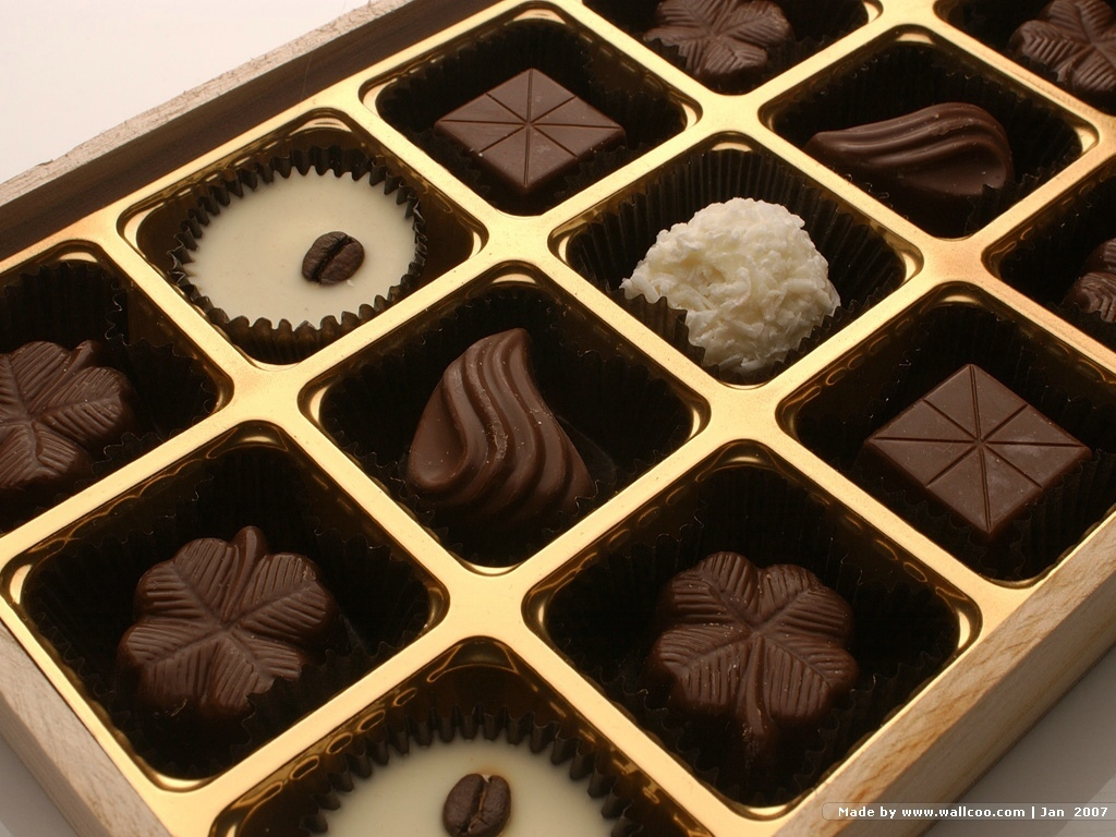 Chocolate images Box of Chocolate Candy wallpaper photos (2317057)