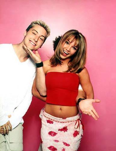 Brit & N'Sync