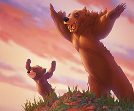 Brother Bear Disney Image 2395979 Fanpop
